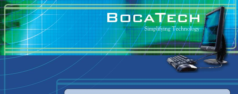 BocaTech - Simplifying Technology